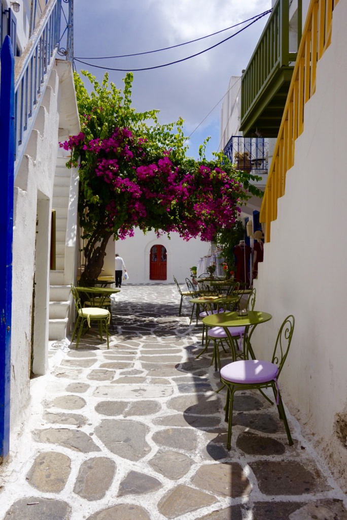 Mykonos city