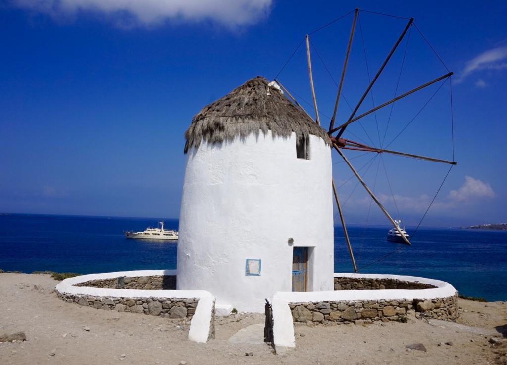 Mykonos - Windmill
