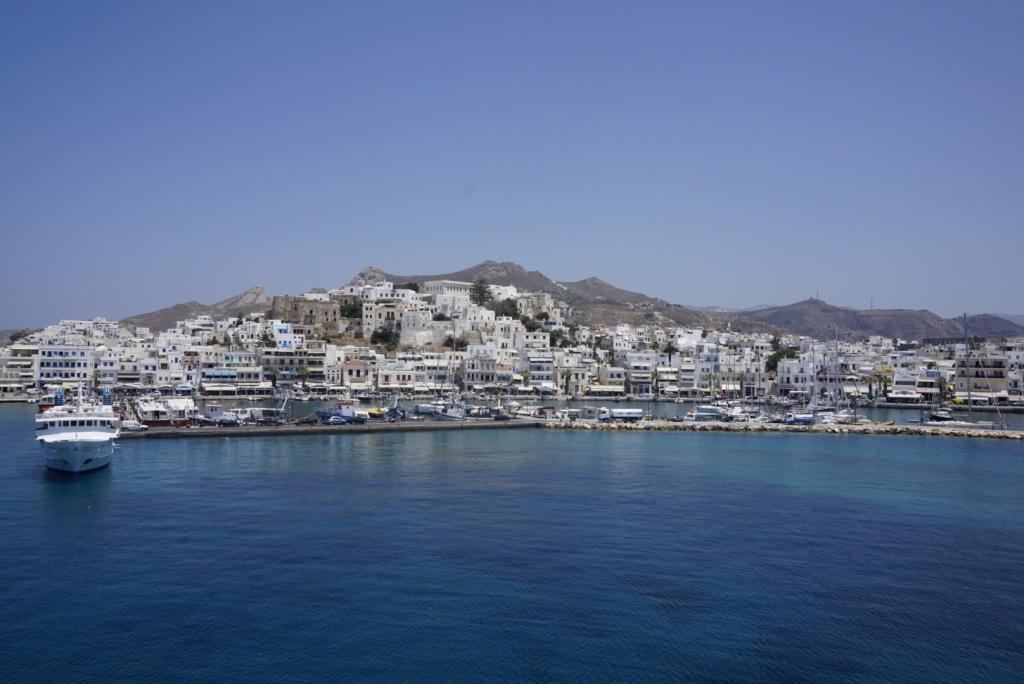 Naxos Port