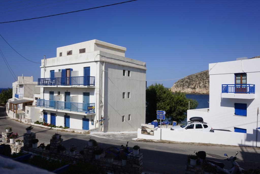 Hotel Adonis Apollon Balcony