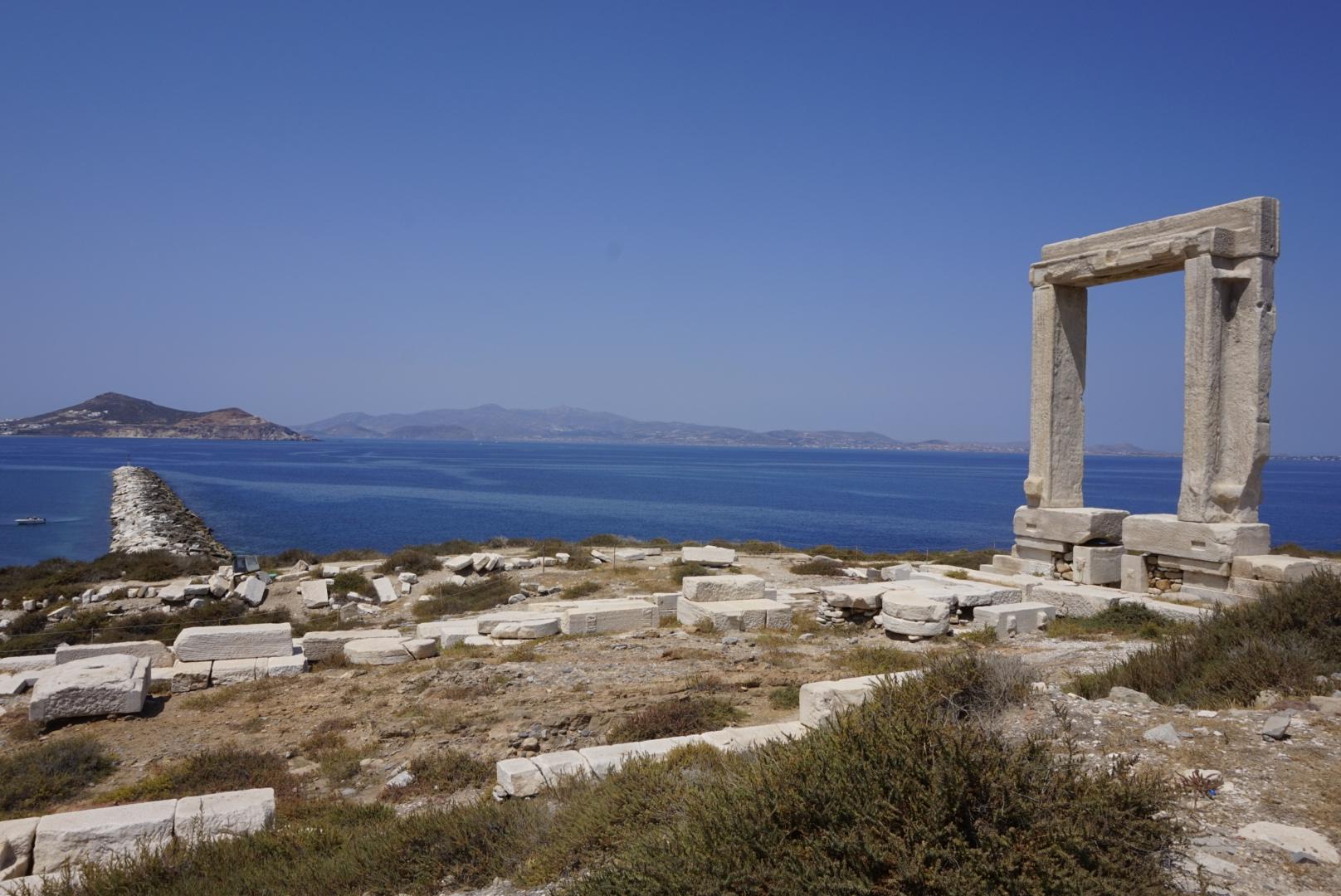 Naxos Portara