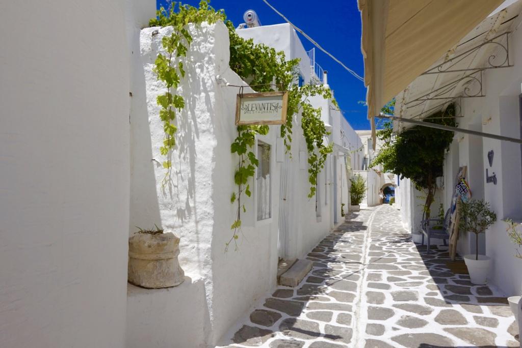 Paros Old Town