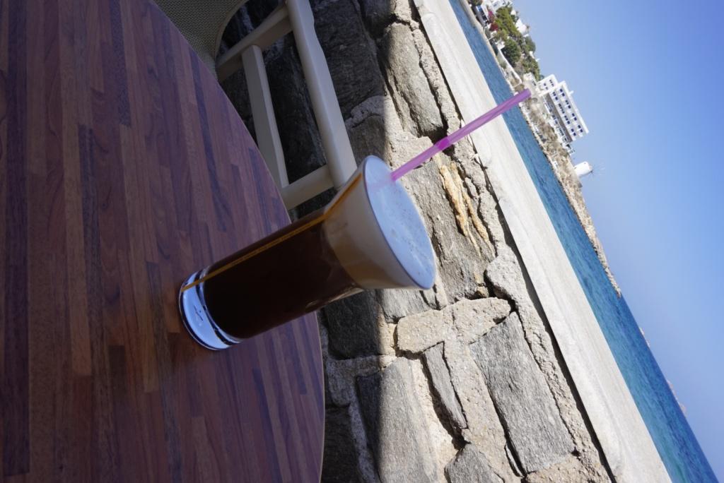 Coffee Meltemi Café Paros