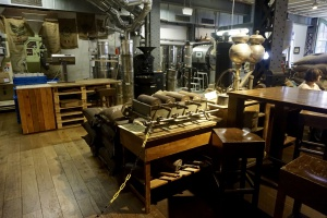 coffee roastery Speicherstadt