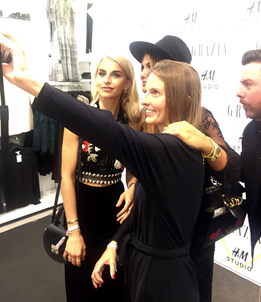 Germany's new influencer Grazia H&M Caro Daur Novalanalove