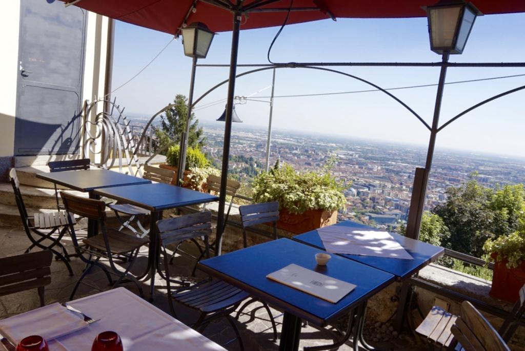 restaurant Baretto San Vigilio