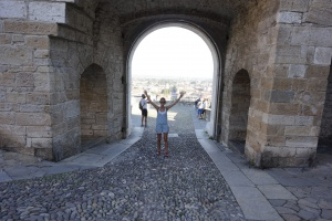 Porta S. Giacomo Bergamo