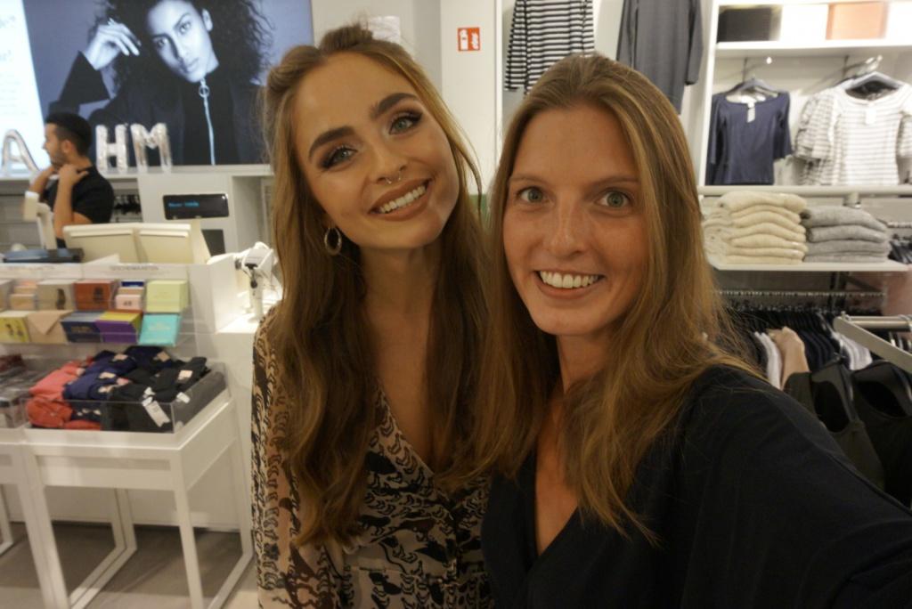 Germany's new influencer Grazia H&M Sofia Matiamu