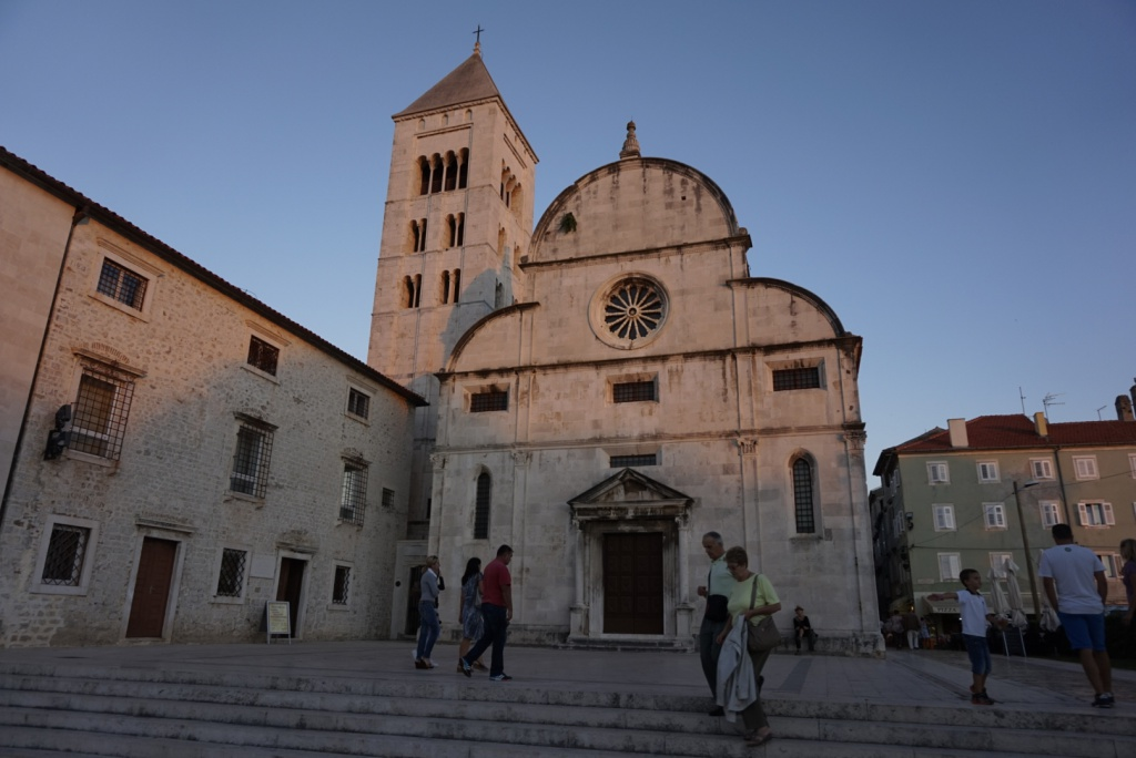 Zadar Walking Tour