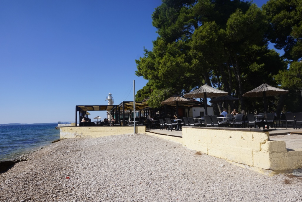 Beach Bar Bamboo zadar