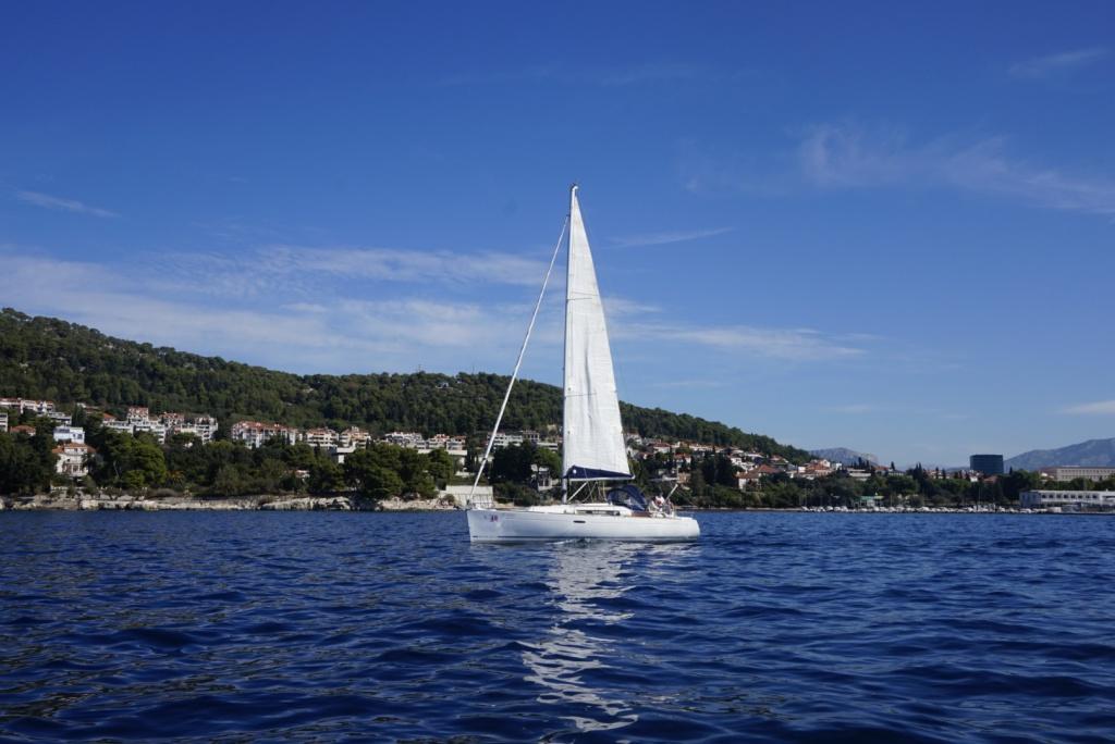 Opcija Tour Sailing split trip day