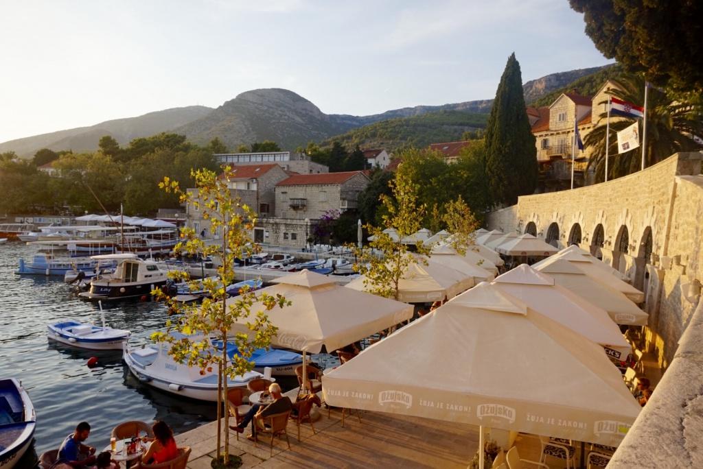 Villa Ana Bol, Brac, Croatia