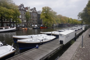 Sloepdelen's Amsterdam canal cruise