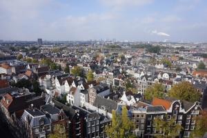 Westerkerk Tower Amsterdam