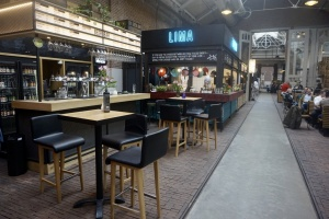 Foodhallen Amsterdam food market