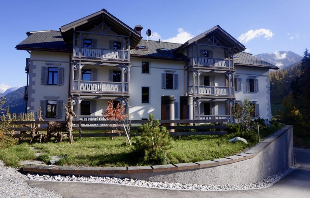 Alpina Mountain Resort & Spa , Tschiertschen, Switzerland