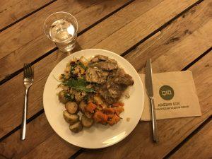 Glo, vegan,vegeterian, Reykjavik, Iceland