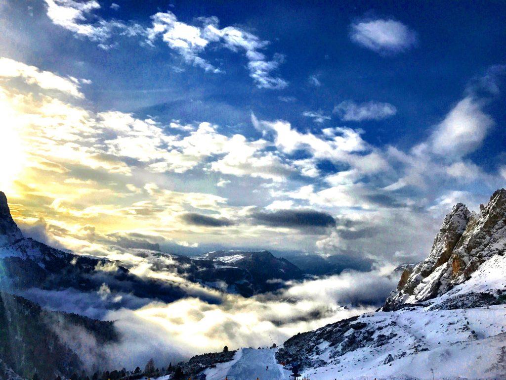 Alta Badia, Dolomites, Südtirol, Sellaronda