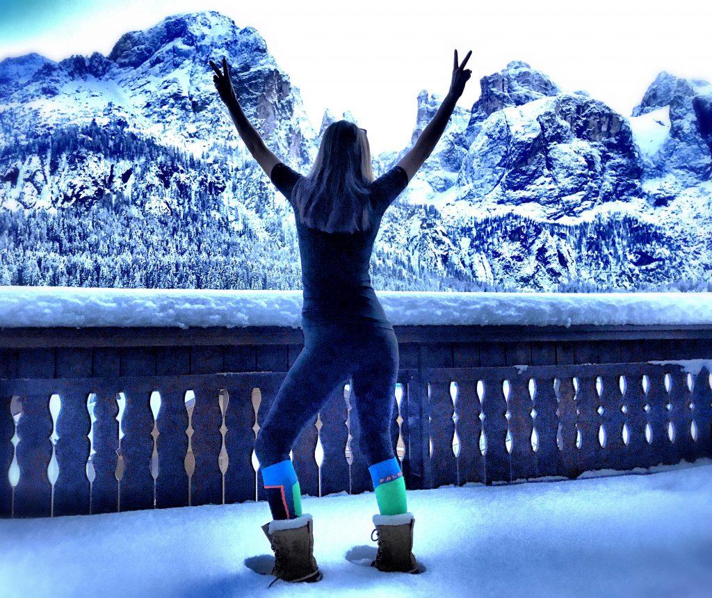 Alta Badia, Dolomites, Südtirol, Sellaronda, Falke