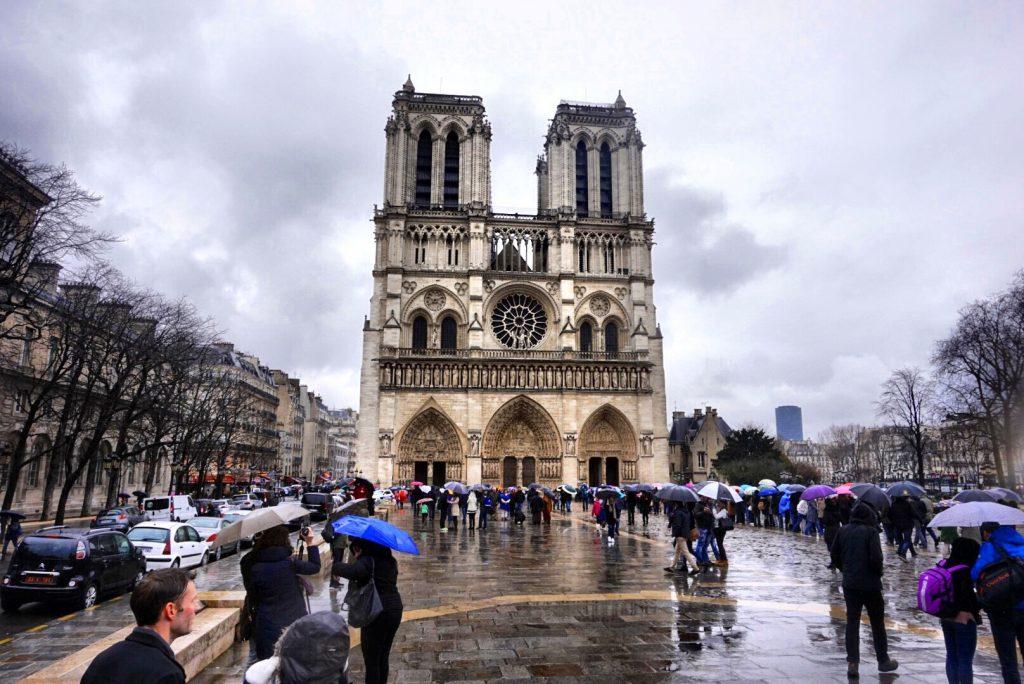 Paris, Sightseeing, Notre Dame