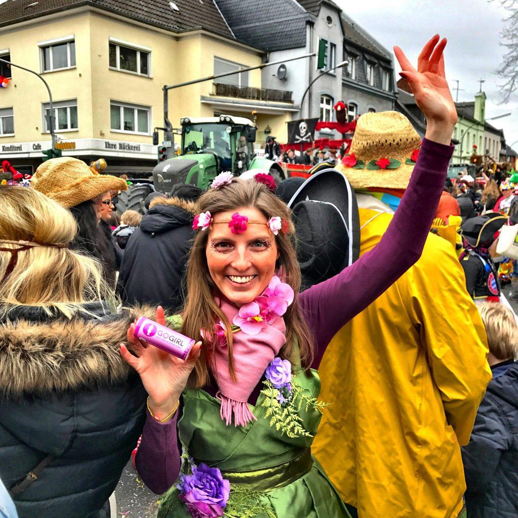 Köln Karneval, Karnevalskostüm