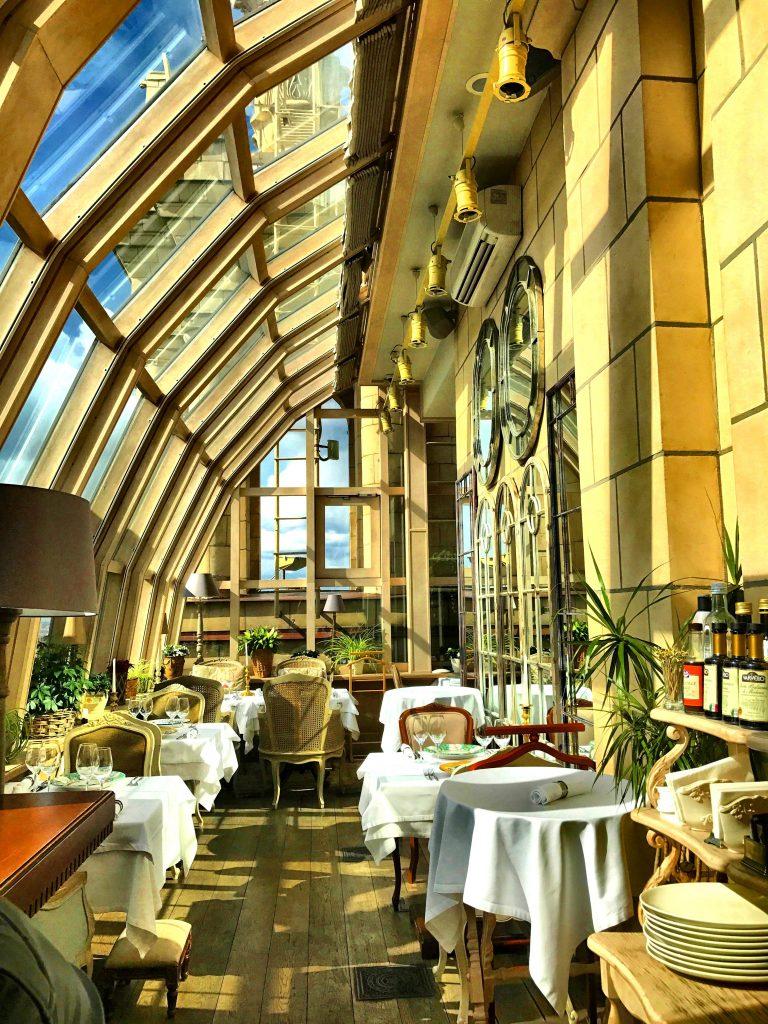 Buono Moscow restaurant