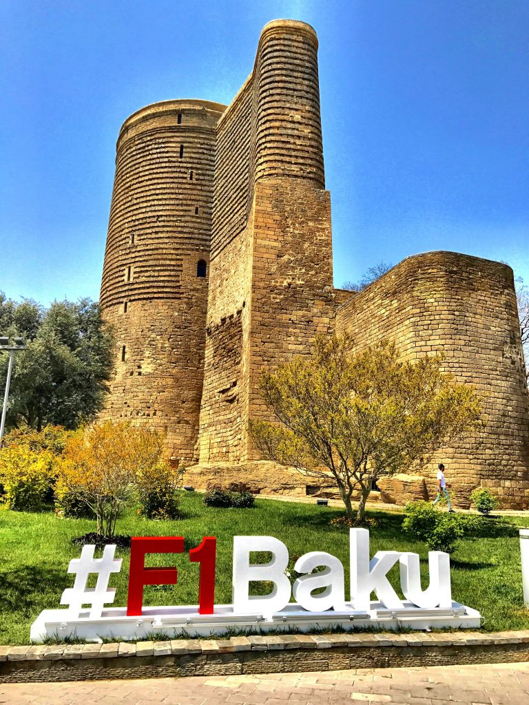 Baku, sightseeing