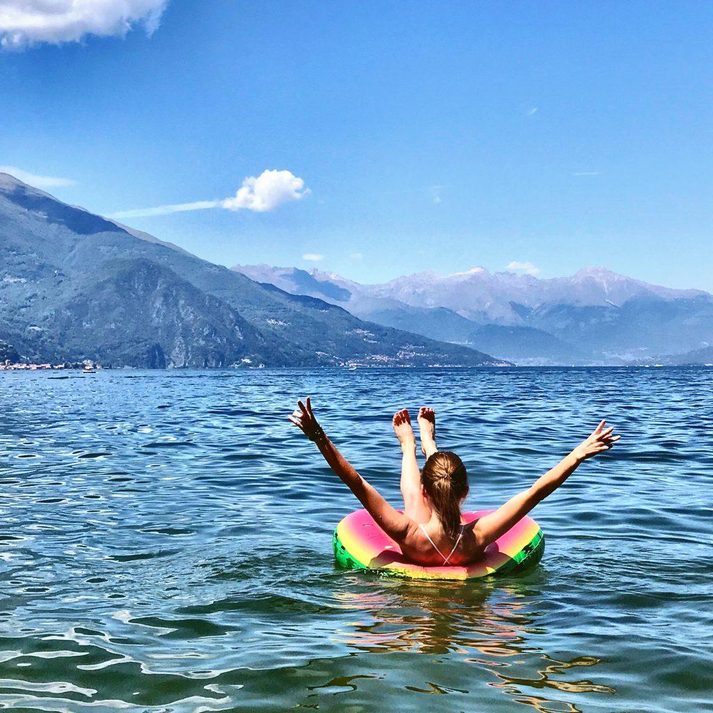 Lake como, Bellagio, italy