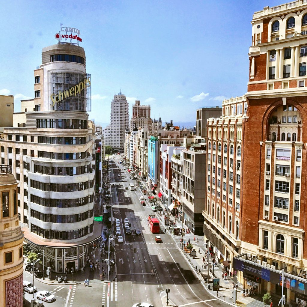 Madrid, Spain, City trip, Fasten Ur Seatbelts