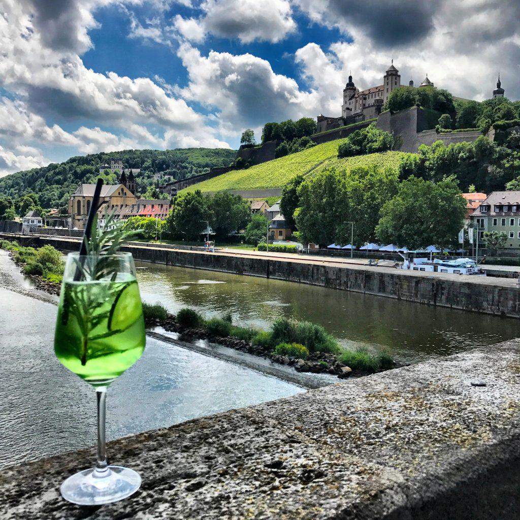Würzburg, Städtetrip, Frankenmadl