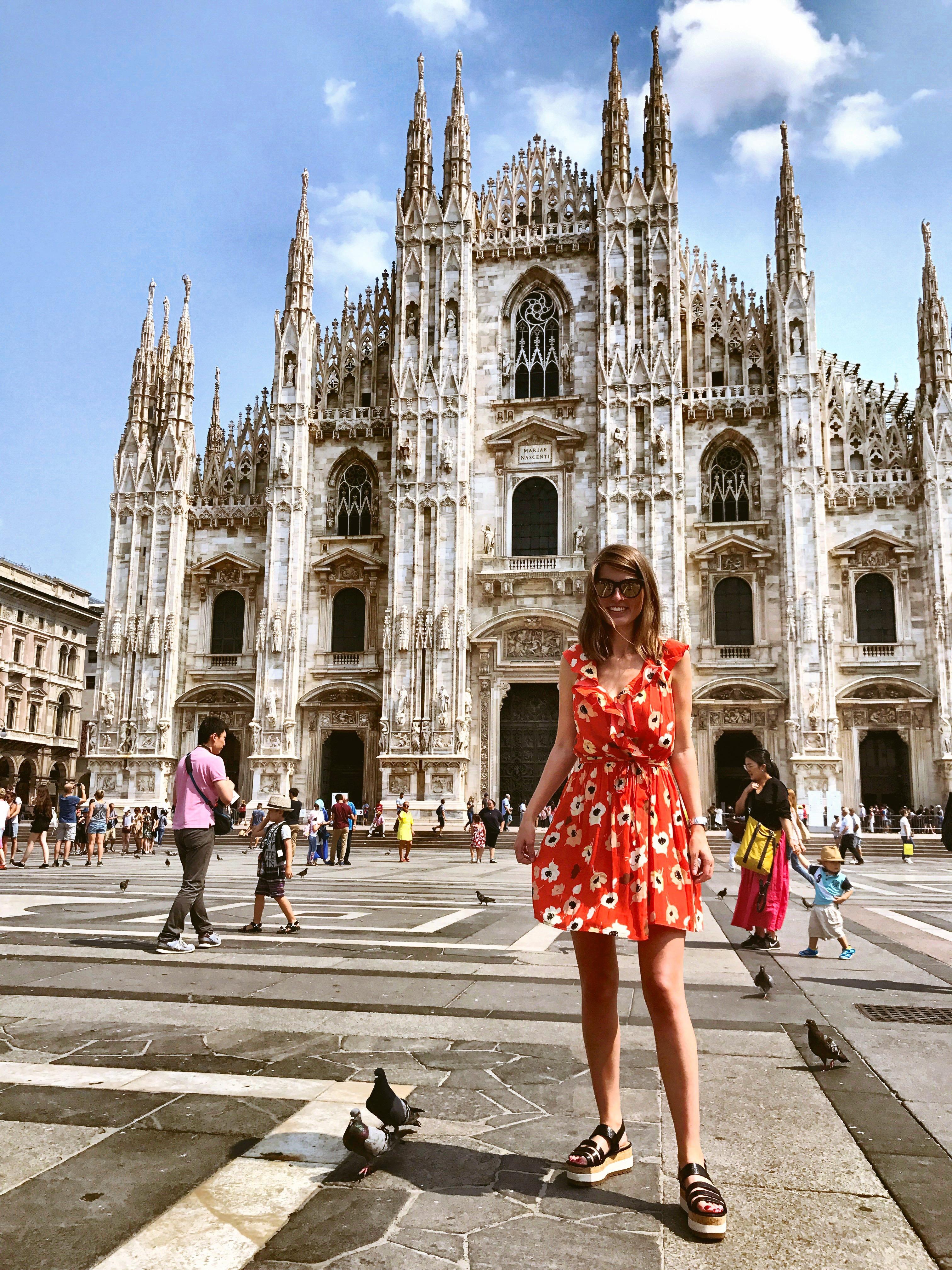 Milan, Fasten Ur Seatbelts