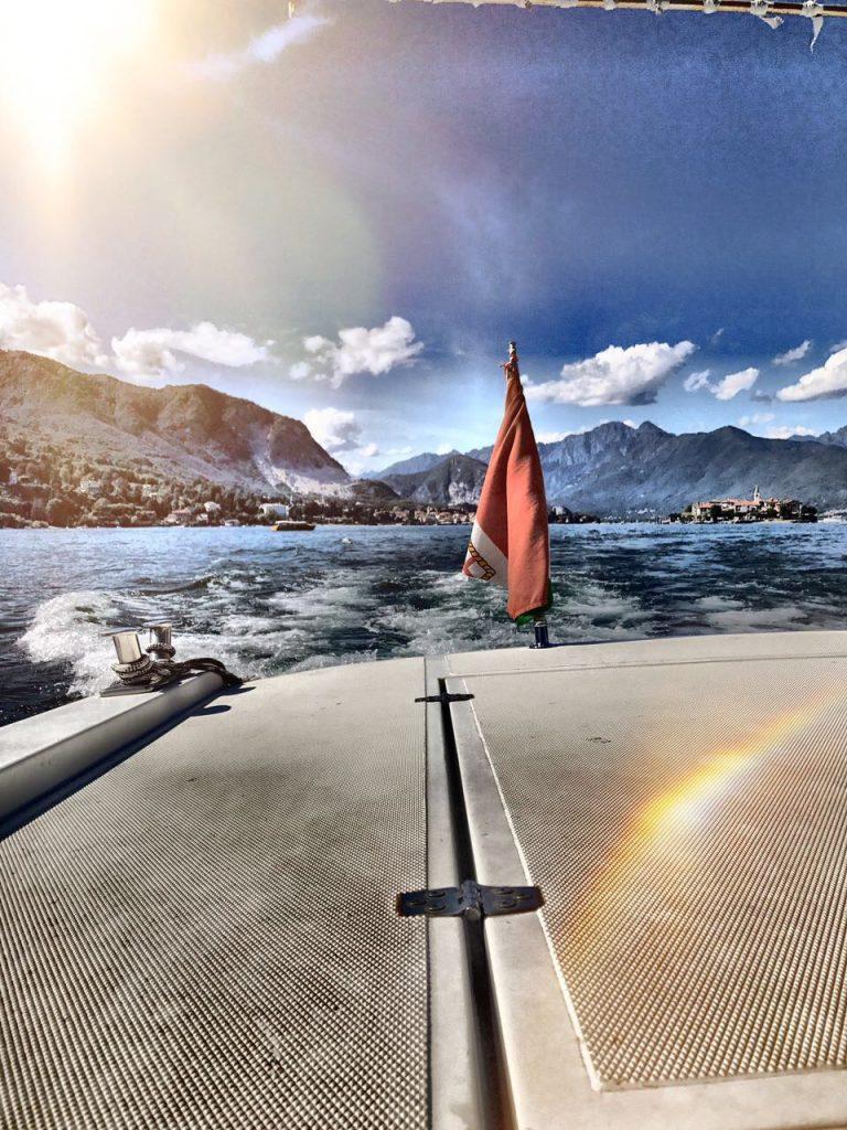 Fasten Ur Seatbelts, Annika, Stresa, Lago Maggiore