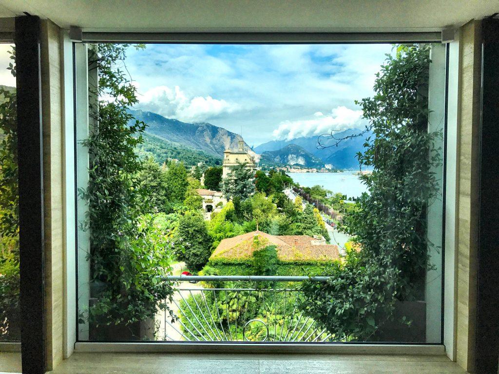 Fasten Ur Seatbelts, Annika, Stresa, Lago Maggiore, Hotel la Palma