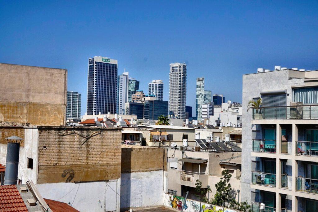 Tel Aviv, Fasten Ur Seatbelts, Israel