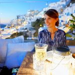 Fasten Ur Seatbelts, Santorini, Greece, Oia, Fira