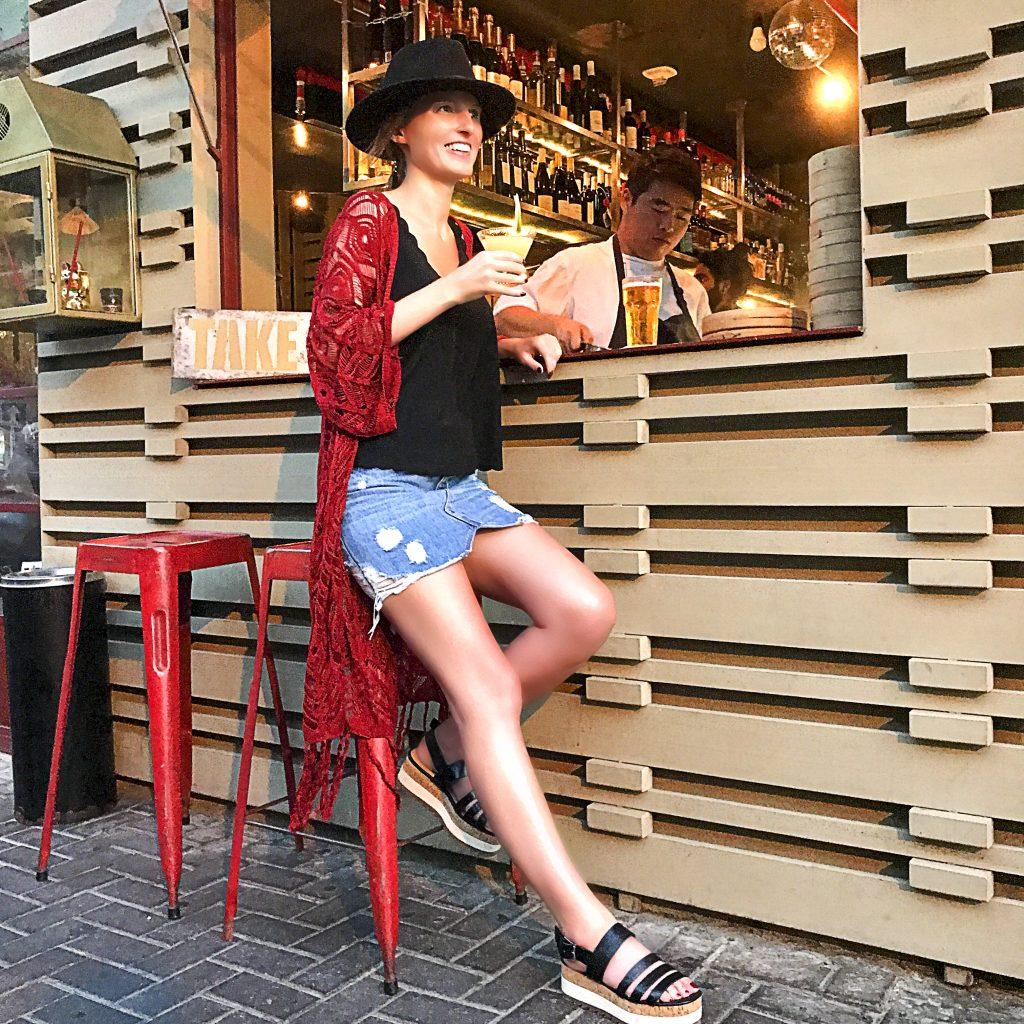 Tel Aviv, Restaurant, Israel, Fasten Ur Seatbelts