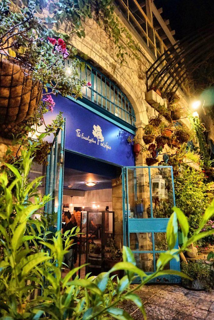 Jerusalem, Restaurant, Israel, Fasten Ur Seatbelts