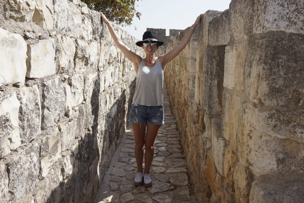 Jerusalem, Israel, Fasten Ur Seatbelts