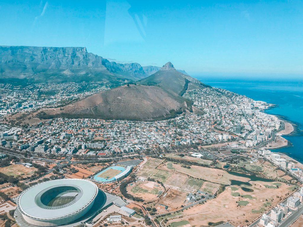 Kapstadt, Cape Town, Fasten Ur Seatbelts
