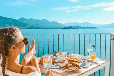Albergo Ristorante Belvedere, Lago Maggiore, Fasten Ur Seatbelts