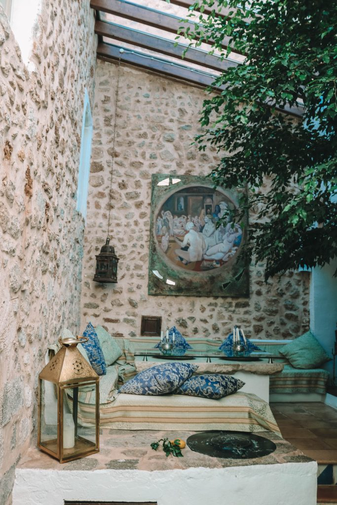 Boutique Hotel C'as Xorc, Mallorca, Spain, Fasten Ur Seatbelts