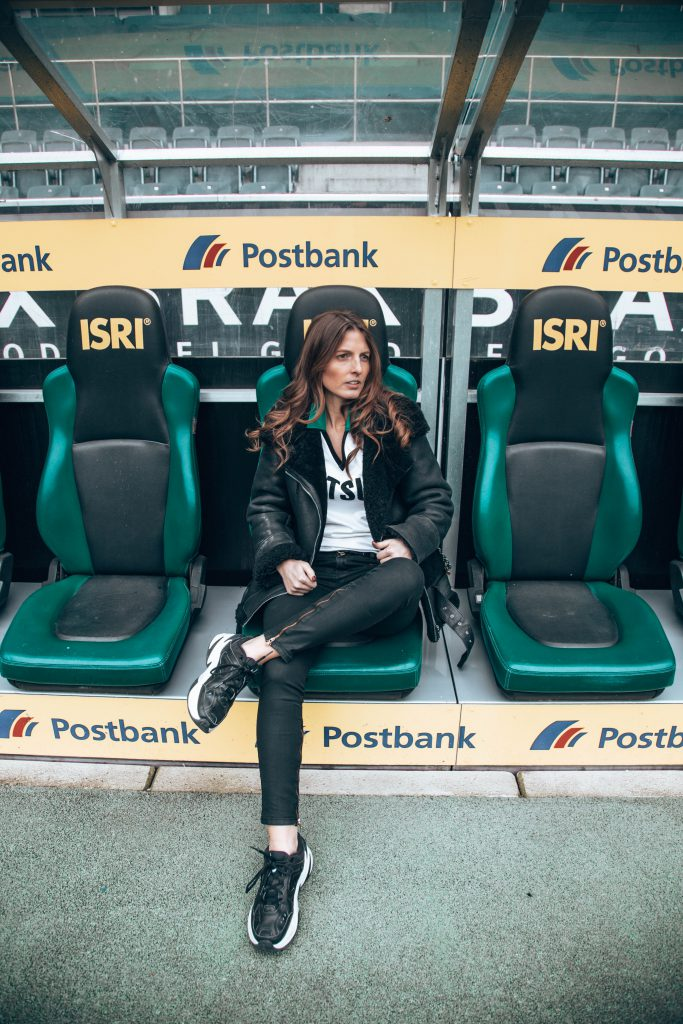 Mönchengladbach, Germany, Borussia Park, H-Hotels, Fasten Ur Seatbelts,